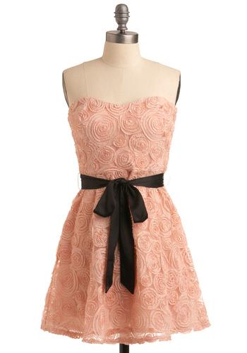 Sip and Swirl Dress | Mod Retro Vintage Printed Dresses | ModCloth.com