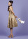 Vintage Grand Stare-case Dress