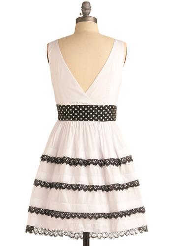 Swingtown Sweetie Dress | Mod Retro Vintage Printed Dresses | ModCloth.com