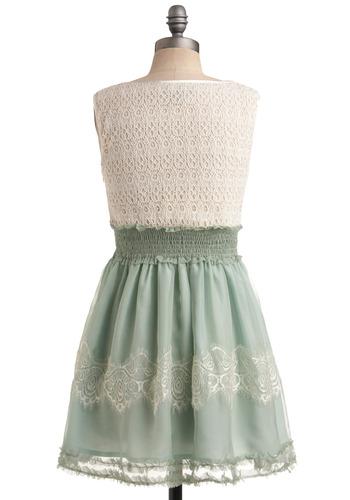 Pretty in the Piazza Dress | Mod Retro Vintage Printed Dresses | ModCloth.com