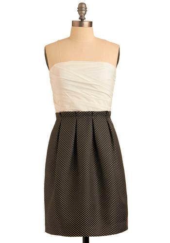 Caring Committee Dress | Mod Retro Vintage Printed Dresses | ModCloth.com