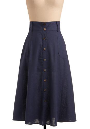 Stay Classy Skirt | Mod Retro Vintage Skirts | ModCloth.com