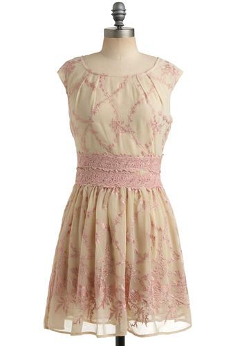 Honey Bunch Dress   Mod Retro Vintage Printed Dresses   ModCloth.com
