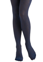 Cornflower Power Tights