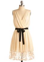 Madagascar Vanilla Dress