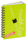 Write Away Health Journal by Knock Knock - Green, Dorm Decor, Top Rated