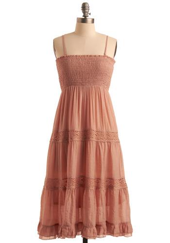 Leave It to Fate Dress | Mod Retro Vintage Solid Dresses | ModCloth.com