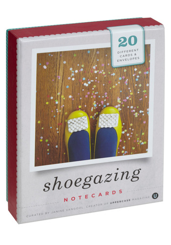 Shoegazing Stationery Set by Chronicle Books - Handmade & DIY