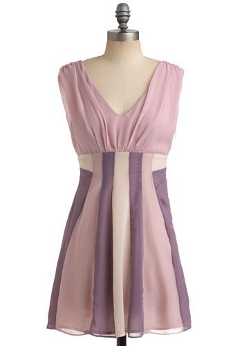 Wisteria Wind Dress | Mod Retro Vintage Printed Dresses | ModCloth.com