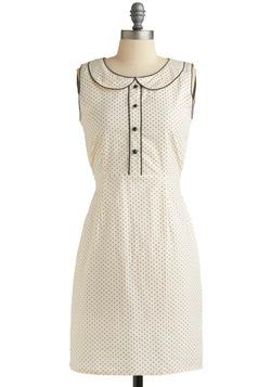 Collar Me Beautiful Dress