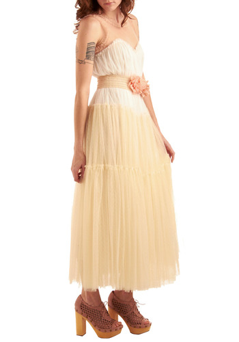 Ethereal Evening Dress | Mod Retro Vintage Solid Dresses | ModCloth.com