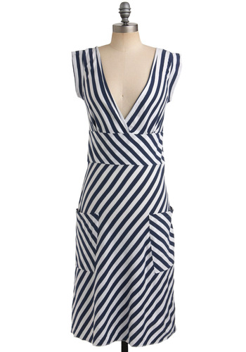 Ocean Liner Dress