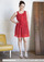 Vermilion Reasons Why Dress
