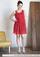 Vermilion Reasons Why Dress