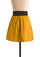 Craving Curry Skirt in Saffron