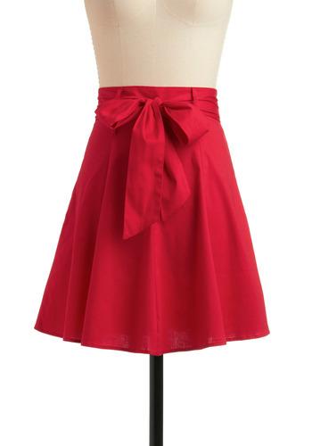 Musée de Montmartre Skirt | Mod Retro Vintage Skirts | ModCloth.com