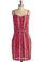 Stripe A Posie Dress