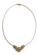 Dainty Daffodil Necklace