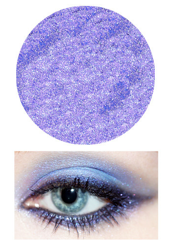 Eyedust in Twilight by Lime Crime Makeup - Purple, Formal, Prom, Wedding, Party, Casual
