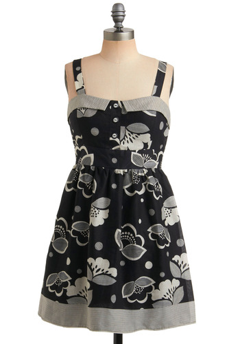 My Favorite Manga Dress | Mod Retro Vintage Printed Dresses | ModCloth.com
