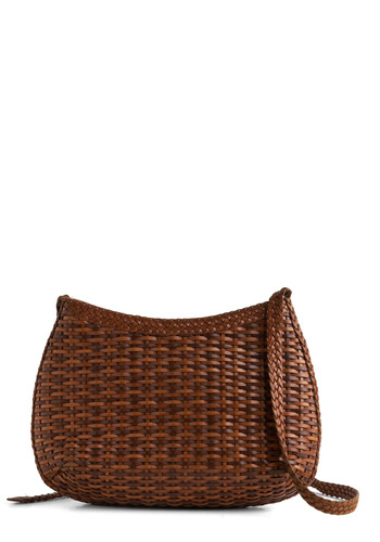 Vintage Never Weaves My Side Shoulder Bag