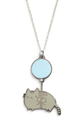 Cat Carrier Necklace - Multi, Casual