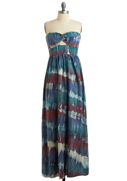 La Maxi Boheme Dress