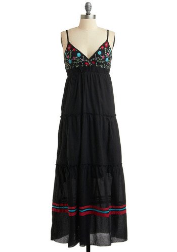 Outdoor Art Market Dress | Mod Retro Vintage Printed Dresses | ModCloth.com