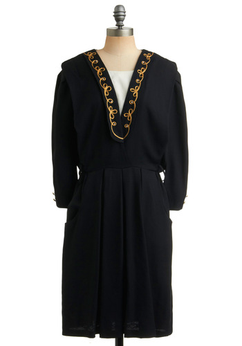 Vintage Major Appeal Dress