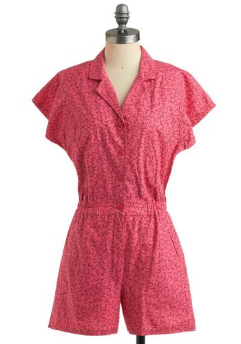 Vintage The Raddest Romper