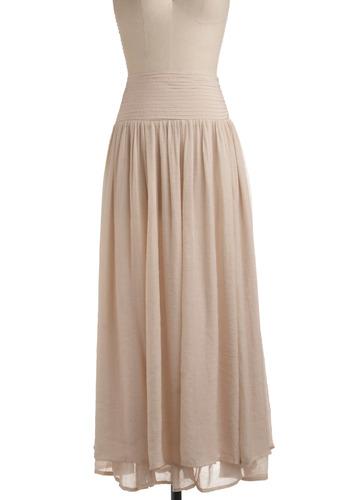Fior di Latte Skirt Mod Retro Vintage Skirts ModCloth com from modcloth.com