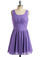 Ube Ice Cream Dress
