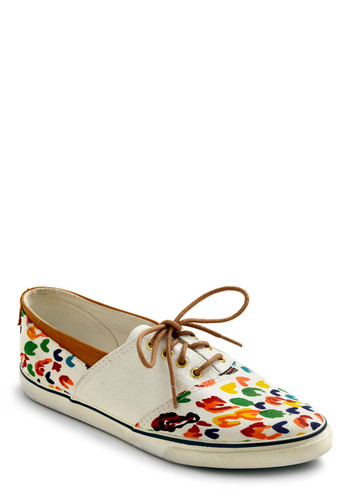 Vintage Right as Rainbow Flats