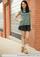 Evening Shimmer Shorts