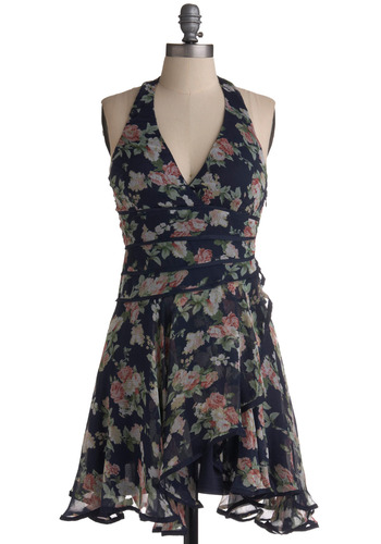 Cherished Friend Dress Mod Retro Vintage Printed Dresses ModCloth com from modcloth.com