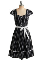 image of Sweet Dots Forever Dress