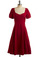 Red Like Me Dress