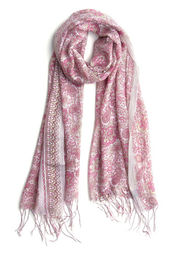 Paisley Yourself Scarf | Mod Retro Vintage Scarves | ModCloth.com from modcloth.com