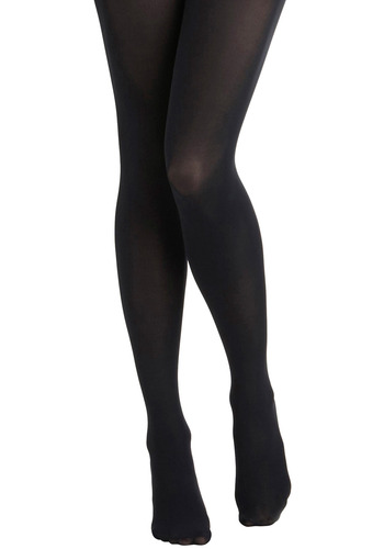 NEW SKU 33375: Tights for Every Occasion in Night Class - Black, Grey, Solid, Special Occasion, Prom, Wedding, Party, Work, Casual