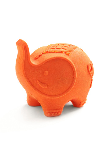 Smudge to Smile About Eraser in Elephant - Orange