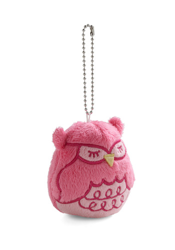 Owl Doing Fine Keychains - Yellow, Green, Blue, Pink, Owls