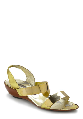 Vintage Gold-iator Flat