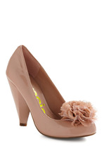 Certainly Taupe So Heel