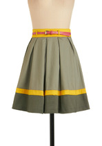 Haute in Traffic Skirt
