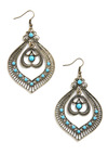 Ready Ornate Earrings - Casual, Boho, Summer, Fall