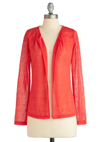 Sample 1060 - Orange, Solid, Casual, Long Sleeve