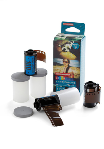 Lomography X-PRO Chrome Color 35mm Film by Lomography - Travel, Graduation