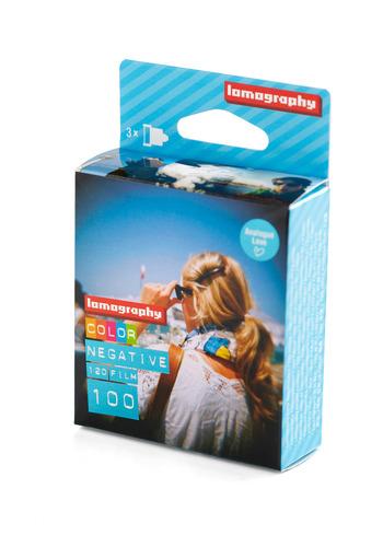 Lomography Color 120mm Film by Lomography - Travel, Graduation, Good