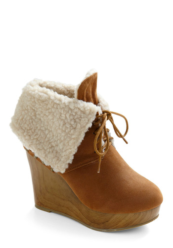 Rad-irondack Bootie - Tan, Casual, Fall, Winter