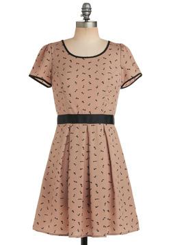 Java Chip Dress